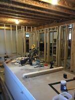 Framing & all other carpentry needs