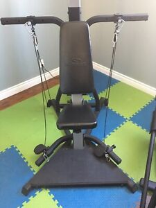 Bowflex Xceed with Power Rod Upgrade to 310lbs.