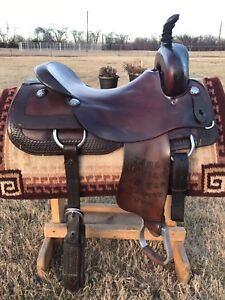 CUTTING SADDLE ROOHIDE