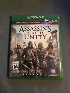 Jeux assassin's creed unity pour Xbox one