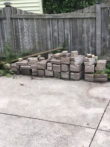 Patio or landscaping stones