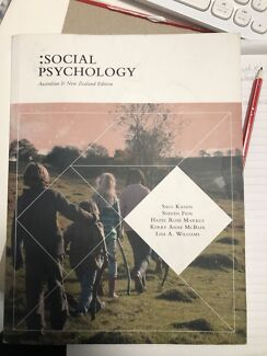 Introduction to social psychology textbook textbooks gumtree social psychology australian and new zealand edition 2015 fandeluxe Image collections