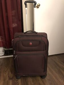 "Swiss gear 26"" 4 wheel luggage"