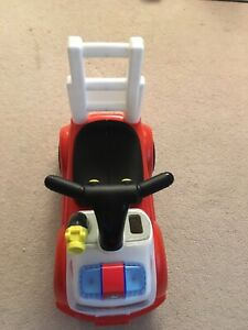 Paw patrol scooter