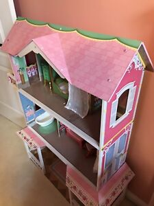 Kidscraft Doll House - Lovingly Cared For