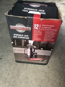 Motormaster 12 ton hydraulic Jack for sale