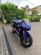 2005 Yamaha R6 Glenmore Park Penrith Area Preview