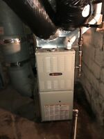 Furnace change outs