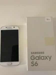 Samsung galaxie S6 - 32GB