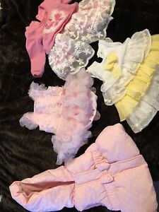 Infant clothes baby girl