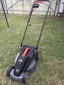 Electric mower and whipper snipper Kirwan Townsville Surrounds Preview