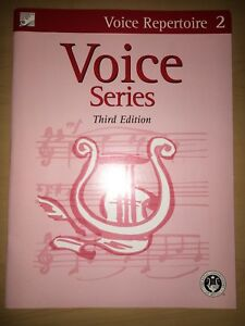Royal Conservatory Voice Series Third Ed Voice Repertoire 2