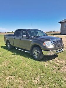 2008 FORD F150 SUPERCREW 4X4