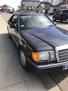 1991 Mercedes Benz Coupe 300CE Classic $3900