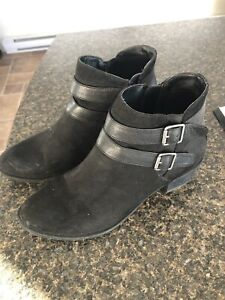 Madden girl boots size 8