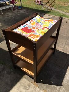 Nappy Change Table