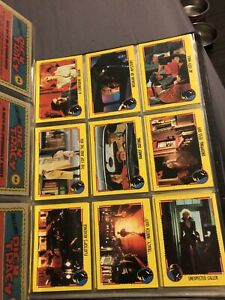 Movie cards and Kinney tunes cards