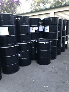 Drums clean 44 Gallon Southside Carbrook Logan Area Preview