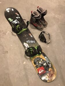 Forum Snowboard package for sale