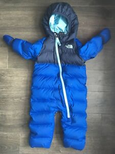 Habit de neige NORTH FACE 6-12