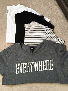 H&M AND BOATHOUSE MENS CLOTHING LOT-ALL LIKE NEW!