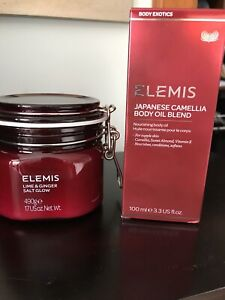 High end bath products. Never opened. Paid $200.00 US