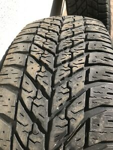 215-55-17 Winter Tires Goodyear ICEGRIP