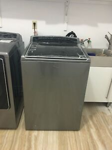 NEW WASHING MACHINE AND DRYER FOR SALE