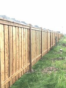 Broken fence? Call today . Fences and repairs