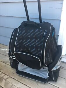 Hockey gear bag
