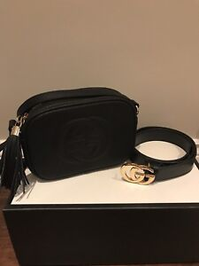 Gucci bag and Gucci belt for sale!!