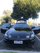 Toyota Celica 1998 Manual, Kilometres103000 Bendigo Bendigo City Preview