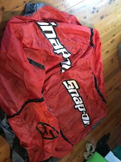 Snap on tools tent