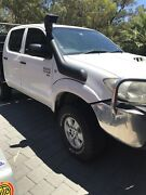 Toyota KUN 26r flares genuine Baldivis Rockingham Area Preview