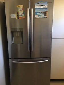 SAMSUNG FRENCH DOOR FRIDGE/FREEZER Airds Campbelltown Area Preview