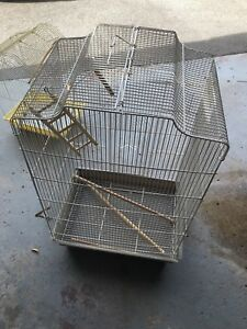 Large and small  bird cage  ( used ) for sale