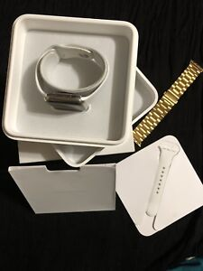 Apple Watch series 1 Stainless steel 38mm
