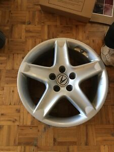 Acura Tl Rims Kijiji In Ontario Buy Sell Save With Canadas - 2006 acura tl wheels