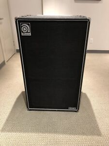 Ampeg 6x10 and Sunn Concert Bass