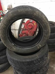 4 truck tires 275/55R20