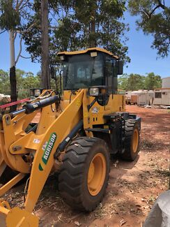 Front end loader  Darwin CBD Darwin City Preview