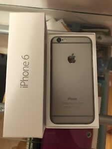 iPhone 6 gris 32GB