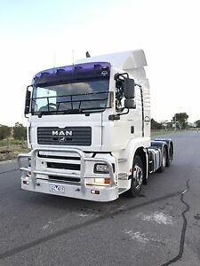 MAN truck for sale with WORK West Melbourne Melbourne City Preview