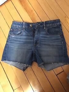 American Eagle jeans and shorts