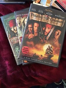 Pirates 1,2and 3