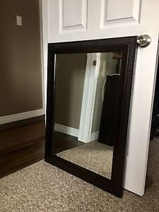 Large wall mirror!