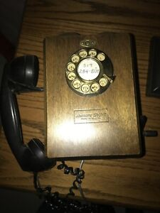 Antique Northern Electric rotary phone