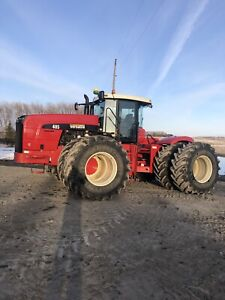 2011 Versatile 485 with complete JD guidance