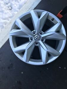 "18"" PRISMA WINTER WHEEL - DIAMOND SILVER"