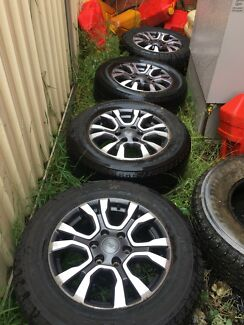 Wanted: Ford wildtrack wheels